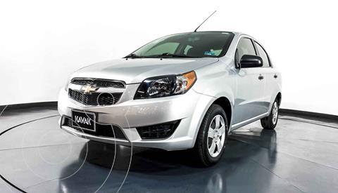 Chevrolet Aveo LTZ Aut (Nuevo) usado (2016) color Plata precio $149,999