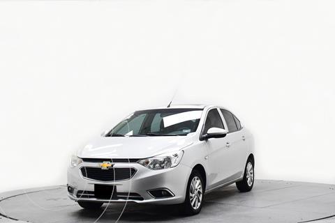 Chevrolet Aveo LTZ usado (2018) color Plata Dorado precio $165,600