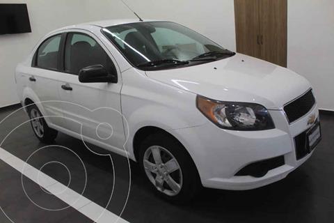 Chevrolet Aveo LT Plus usado (2016) color Blanco precio $149,000