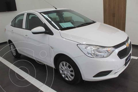 Chevrolet Aveo LS Aa usado (2018) color Blanco precio $173,000