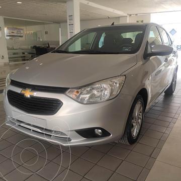 Chevrolet Aveo LT usado (2020) color Plata Dorado precio $199,900