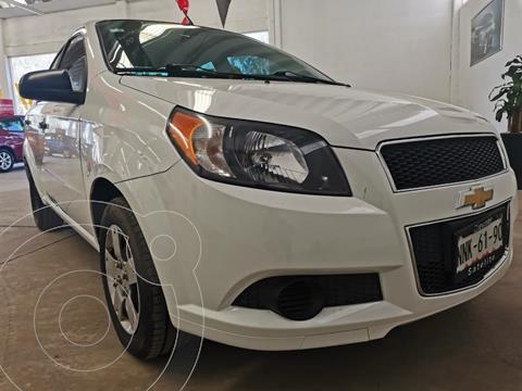 Chevrolet Aveo LT Aut usado (2015) color Blanco precio $125,000