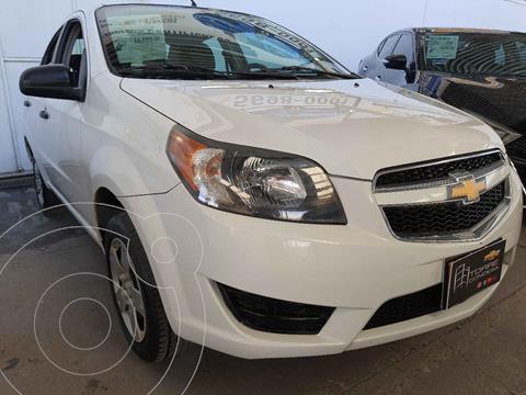 Chevrolet Aveo LS (Nuevo) usado (2017) color Blanco precio $139,000