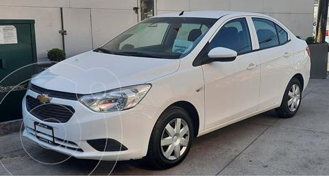 Chevrolet Aveo LS Aa usado (2018) color Blanco precio $153,000