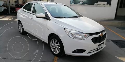 Chevrolet Aveo LT Aut usado (2020) color Blanco precio $199,000