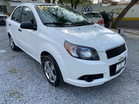 Chevrolet Aveo LS Aut usado (2015) color Blanco precio $108,000