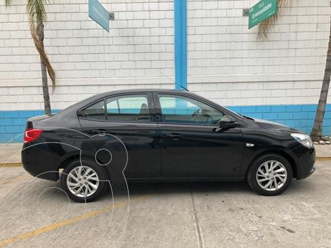 Chevrolet Aveo LT  usado (2019) color Negro precio $159,000