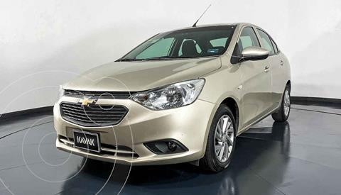 Chevrolet Aveo LS Aa usado (2019) color Dorado precio $162,999