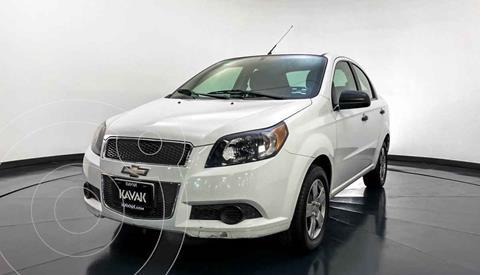 Chevrolet Aveo LS Aa usado (2016) color Blanco precio $119,999