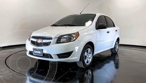Chevrolet Aveo LS Aa usado (2019) color Blanco precio $139,999