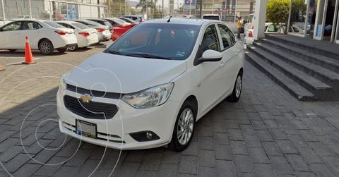 Chevrolet Aveo LT Aut usado (2020) color Blanco precio $179,900