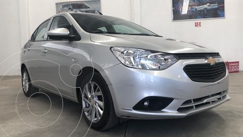 Chevrolet Aveo LT Bolsas de Aire y ABS Aut (Nuevo) usado (2020) color Plata Brillante financiado en mensualidades(enganche $49,563 mensualidades desde $4,736)
