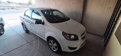 Chevrolet Aveo LT Bolsas de Aire y ABS (Nuevo) usado (2017) color Blanco precio $140,000