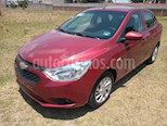 Chevrolet Aveo LT Bolsas de Aire y ABS Aut (Nuevo) usado (2018) color Rojo Tinto precio $169,000