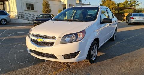 Chevrolet Aveo LS Aa usado (2018) color Blanco precio $128,900