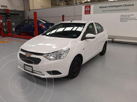 Chevrolet Aveo LTZ usado (2018) color Blanco precio $159,000