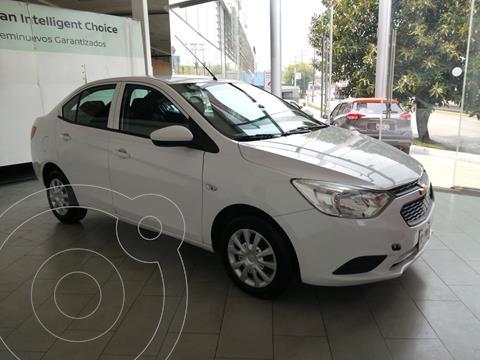 Chevrolet Aveo LS usado (2018) color Blanco precio $156,000
