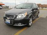 Chevrolet Aveo LTZ Bolsas de Aire y ABS Aut (Nuevo) usado (2014) color Gris precio $88,000