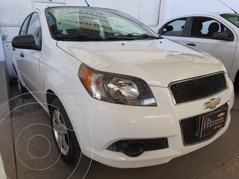 Chevrolet Aveo LS (Nuevo) usado (2017) color Blanco precio $129,000