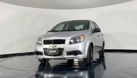 Chevrolet Aveo LS Aa usado (2015) color Plata precio $109,999