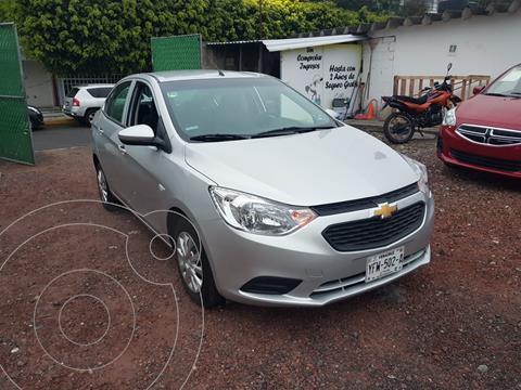 Chevrolet Aveo LS Aa Radio y Bolsas de Aire (Nuevo) usado (2020) color Plata Brillante precio $189,000