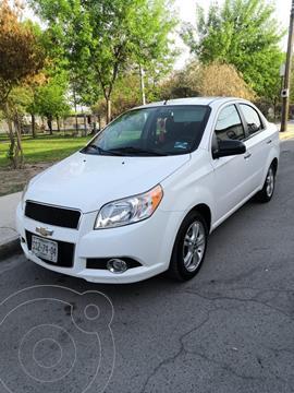 Chevrolet Aveo LTZ Aut usado (2015) color Blanco precio $125,000
