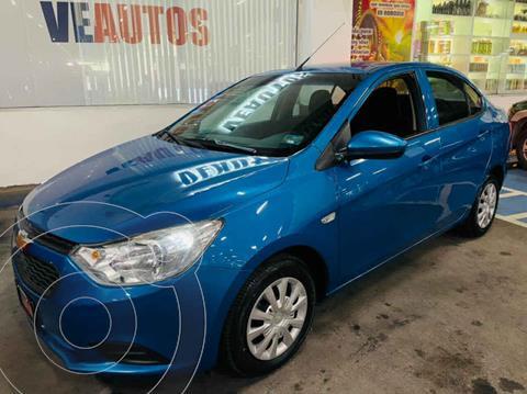 Chevrolet Aveo LS Aa usado (2019) color Azul precio $164,000