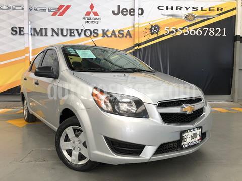 foto Chevrolet Aveo LS Aa Radio y Bolsas de Aire (Nuevo) usado (2018) color Blanco precio $129,000