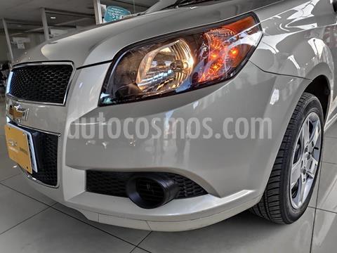 Chevrolet Aveo LS Aa usado (2016) color Beige precio $133,000