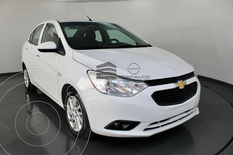 Chevrolet Aveo LT Aut usado (2020) color Blanco precio $204,000