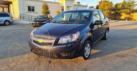 Chevrolet Aveo LS Aa usado (2018) color Azul precio $128,900