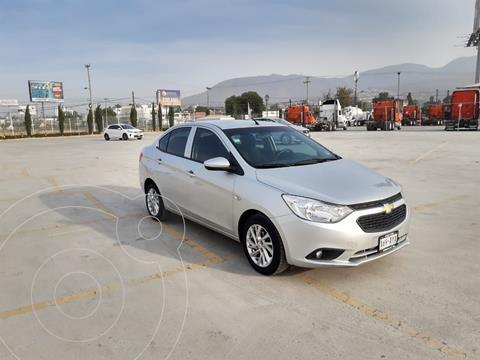 Chevrolet Aveo LT usado (2018) color Plata Dorado precio $169,000