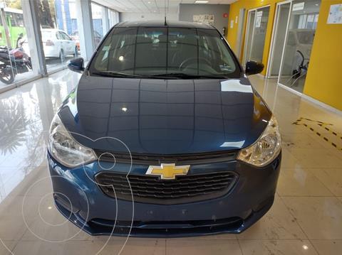 Chevrolet Aveo LS Aa usado (2020) color Azul precio $218,900