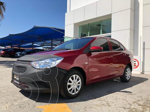 Chevrolet Aveo LS usado (2019) color Rojo precio $170,000