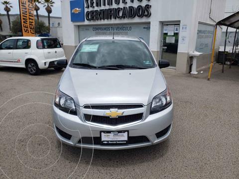 Chevrolet Aveo LT Aut (Nuevo) usado (2018) color Plata precio $175,000