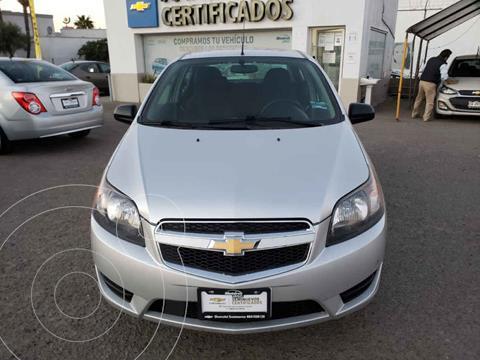 Chevrolet Aveo LT (Nuevo) usado (2017) color Plata precio $170,000