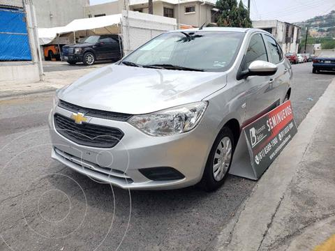 Chevrolet Aveo LS Aa usado (2018) color Plata precio $168,000