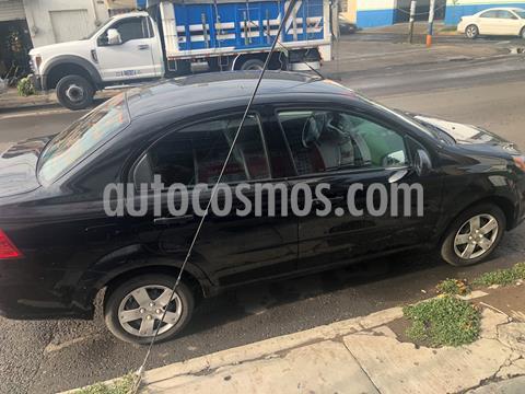 Chevrolet Aveo LS Aa radio (Nuevo) usado (2017) color Negro Grafito precio $110,000
