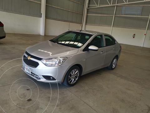 Chevrolet Aveo LT Aut usado (2020) color Plata Dorado precio $208,000