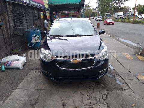 Chevrolet Aveo LT Aut usado (2020) color Azul precio $160,000