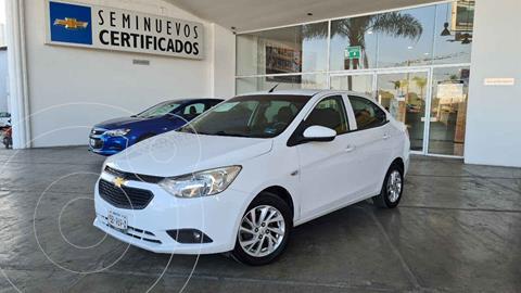 Chevrolet Aveo LT usado (2018) color Blanco precio $170,000