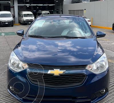Chevrolet Aveo LT Aut usado (2020) color Azul financiado en mensualidades(enganche $51,305 mensualidades desde $5,932)