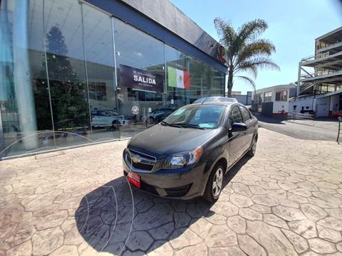 Chevrolet Aveo LS (Nuevo) usado (2018) color Gris precio $145,000