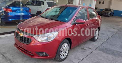foto Chevrolet Aveo 4p LT L4/1.5 Aut usado (2019) color Rojo precio $149,900