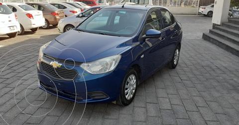 Chevrolet Aveo LS Aa usado (2020) color Azul precio $169,900