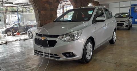 Chevrolet Aveo LT Aut usado (2020) color Plata Dorado precio $185,900