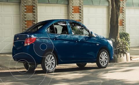 OfertaChevrolet Aveo LS  nuevo color Azul precio $223,200