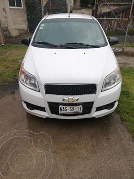Chevrolet Aveo LT usado (2012) color Blanco precio $75,000