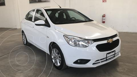 Chevrolet Aveo LT Bolsas de Aire y ABS Aut (Nuevo) usado (2020) color Blanco financiado en mensualidades(enganche $49,563 mensualidades desde $4,736)