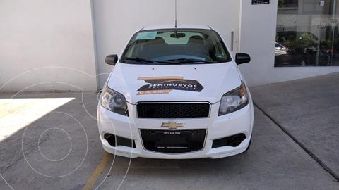 Chevrolet Aveo LT (Nuevo) usado (2015) color Blanco precio $121,000